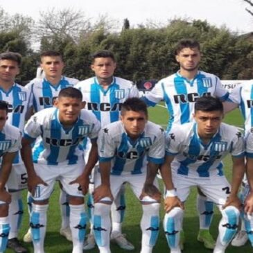 RESERVA: R. CENTRAL 1-2 RACING CLUB